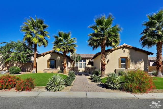 81038 Monarchos Circle, La Quinta, CA 92253 (MLS #219001597) :: Brad Schmett Real Estate Group