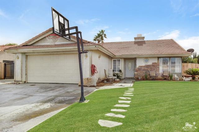 81467 Jonquil Avenue, Indio, CA 92201 (MLS #219001989) :: Brad Schmett Real Estate Group