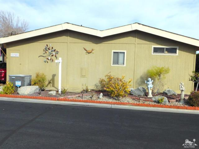 73450 Country Club Drive #138, Palm Desert, CA 92260 (MLS #219002107) :: The Jelmberg Team