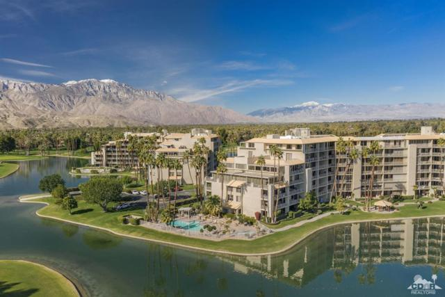 900 Island Drive #213, Rancho Mirage, CA 92270 (MLS #219002121) :: Brad Schmett Real Estate Group