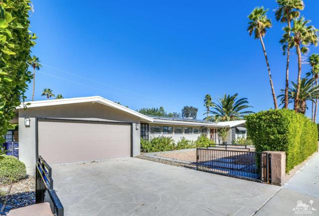 1164 Linda Vista Road, Palm Springs, CA 92262 (MLS #219002437) :: Brad Schmett Real Estate Group