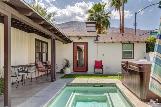 504 S Calle Encilia, Palm Springs, CA 92264 (MLS #219003551) :: Brad Schmett Real Estate Group