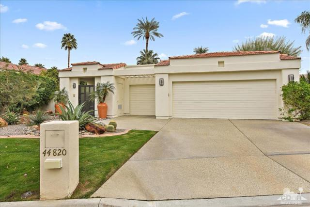 44820 Lakeside Drive, Indian Wells, CA 92210 (MLS #219003633) :: Brad Schmett Real Estate Group