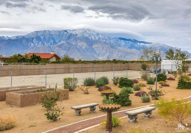 65565 Acoma Avenue #60, Desert Hot Springs, CA 92240 (MLS #219005369) :: Hacienda Group Inc