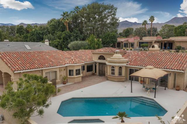 48601 Valley View Drive, Palm Desert, CA 92260 (MLS #219005395) :: Brad Schmett Real Estate Group