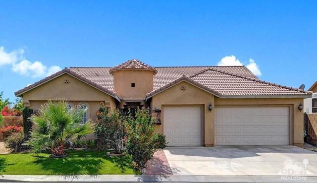 83315 Long Cove Drive, Indio, CA 92203 (MLS #219005583) :: The Sandi Phillips Team