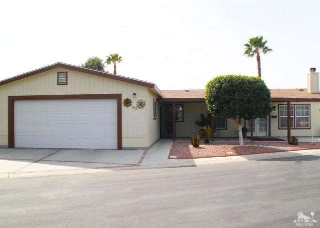 73450 Country Club Drive #203, Palm Desert, CA 92260 (MLS #219006311) :: Brad Schmett Real Estate Group