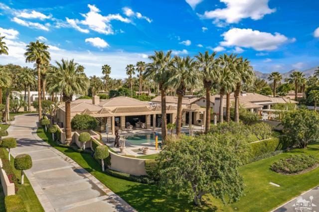 40590 Morningstar Road, Rancho Mirage, CA 92270 (MLS #219008701) :: The John Jay Group - Bennion Deville Homes