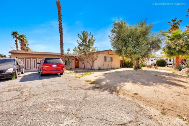69991 Pomegranate Lane, Cathedral City, CA 92234 (MLS #219009355) :: Deirdre Coit and Associates