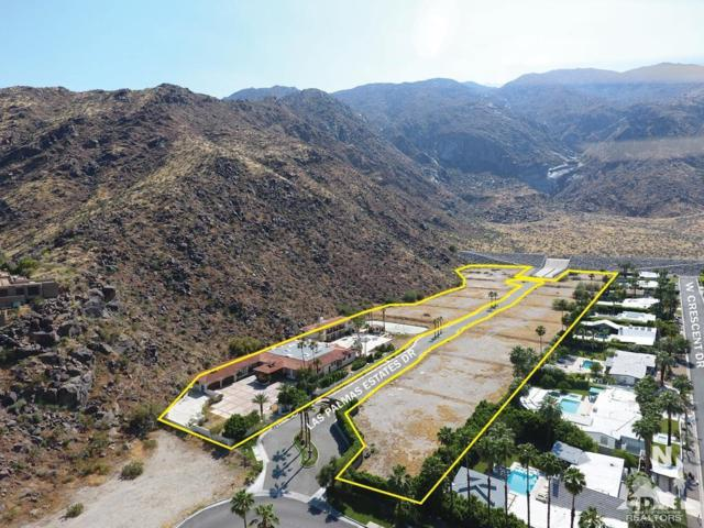 0 Las Palmas Estates Drive, Palm Springs, CA 92262 (MLS #219009489) :: The John Jay Group - Bennion Deville Homes