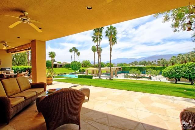 71000 Los Altos Court, Rancho Mirage, CA 92270 (MLS #219009511) :: The John Jay Group - Bennion Deville Homes