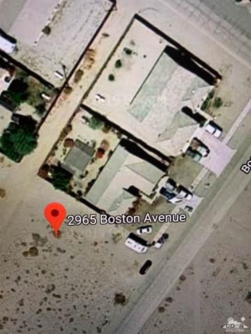 2965 Boston Avenue, Thermal, CA 92274 (MLS #219009799) :: Brad Schmett Real Estate Group