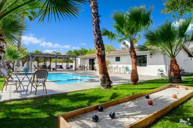 664 S El Cielo Road, Palm Springs, CA 92264 (MLS #219010503) :: Deirdre Coit and Associates