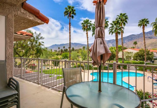2001 E Camino Parocela I60, Palm Springs, CA 92264 (MLS #219010555) :: Brad Schmett Real Estate Group