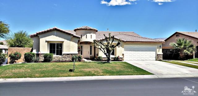 83260 Greenbrier Drive, Indio, CA 92203 (MLS #219011851) :: The John Jay Group - Bennion Deville Homes