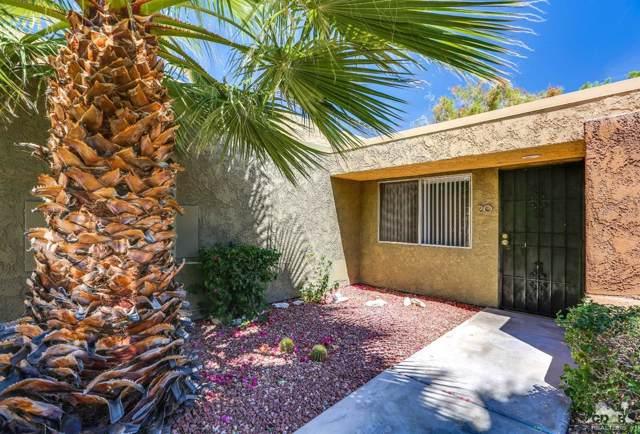 365 N Saturmino Drive #20, Palm Springs, CA 92262 (MLS #219012317) :: The John Jay Group - Bennion Deville Homes