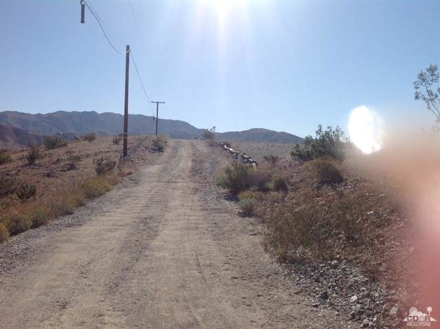 0 Pushawalla, Desert Hot Springs, CA 92241 (MLS #219013077) :: The Jelmberg Team