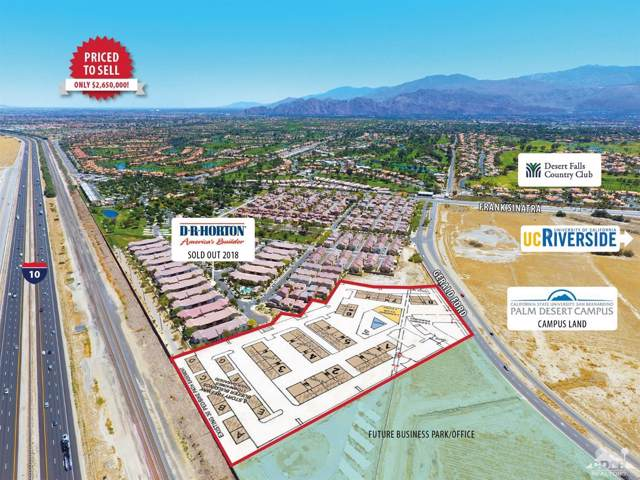 0 Gerald Ford Drive, Palm Desert, CA 92211 (MLS #219013099) :: Brad Schmett Real Estate Group