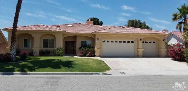 73721 White Sands Drive, Thousand Palms, CA 92276 (MLS #219013128) :: HomeSmart Professionals