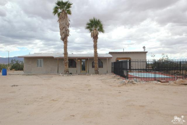 3737 Meriwether Road, 29 Palms, CA 92277 (MLS #219013395) :: The John Jay Group - Bennion Deville Homes