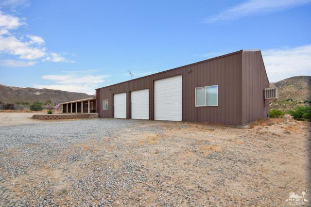 9427 Rose Eden Drive, Morongo Valley, CA 92256 (MLS #219014069) :: Hacienda Group Inc