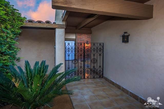 40070 Via Del Cielo, Rancho Mirage, CA 92270 (MLS #219014345) :: The John Jay Group - Bennion Deville Homes