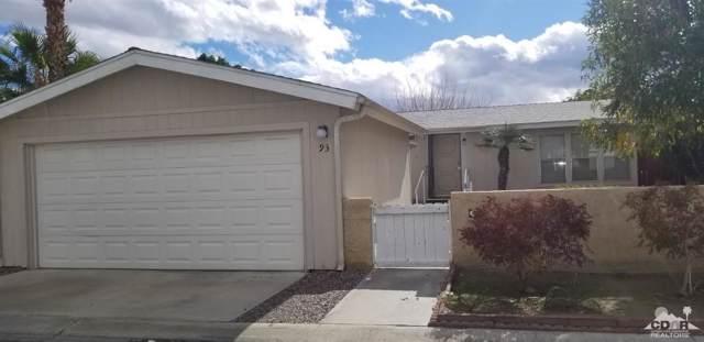 81641 Avenue 48 #93, Indio, CA 92201 (MLS #219014457) :: Hacienda Agency Inc