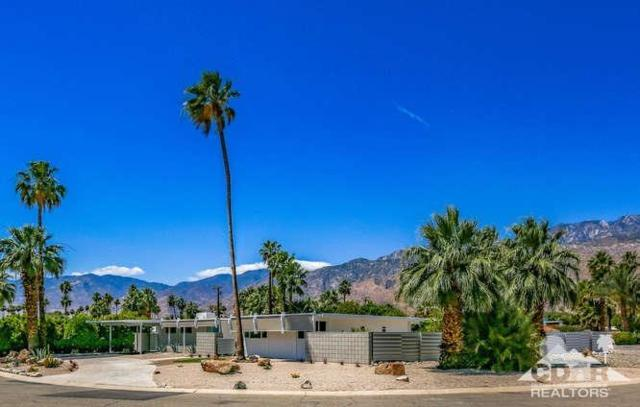 235 N Airlane Drive, Palm Springs, CA 92262 (MLS #219014465) :: Desert Area Homes For Sale
