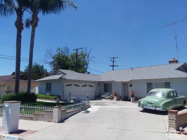 41690 Serrano Place, Hemet, CA 92544 (MLS #219015931) :: The John Jay Group - Bennion Deville Homes