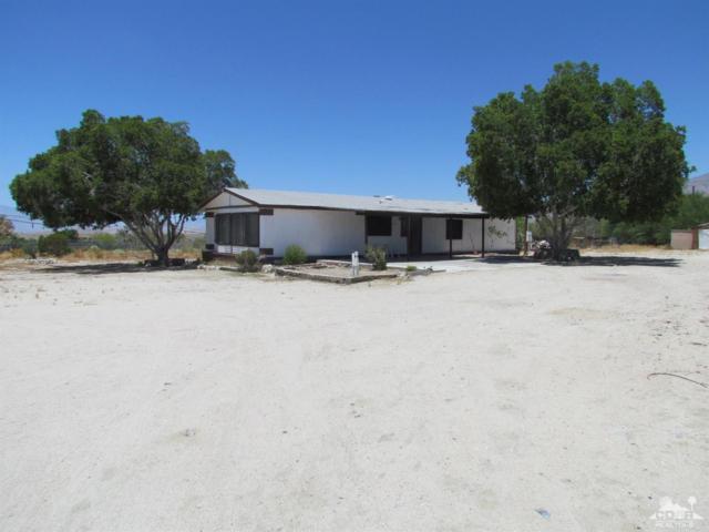 29151 Happy Valley Drive, Desert Hot Springs, CA 92241 (MLS #219016327) :: The Jelmberg Team