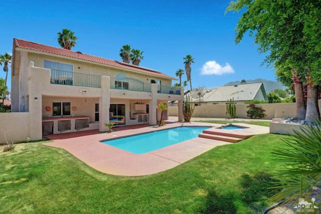 68710 Raposa Road, Cathedral City, CA 92234 (MLS #219016351) :: The John Jay Group - Bennion Deville Homes