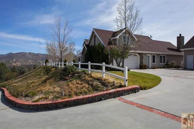 37316 Gold Shot Creek Road, Mountain Center, CA 92561 (MLS #219016637) :: The Sandi Phillips Team