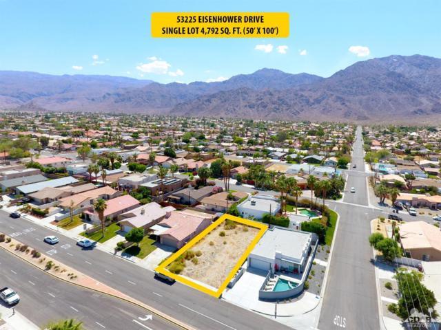 53225 Eisenhower Drive, La Quinta, CA 92253 (MLS #219017149) :: The Sandi Phillips Team