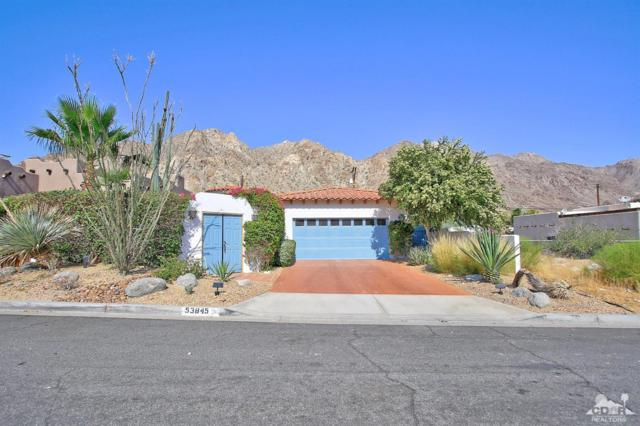 53845 Avenida Cortez, La Quinta, CA 92253 (MLS #219017331) :: The John Jay Group - Bennion Deville Homes
