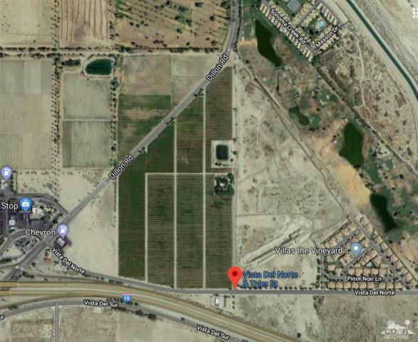 0 Vista Del Norte, Coachella, CA 92236 (MLS #219018155) :: Brad Schmett Real Estate Group