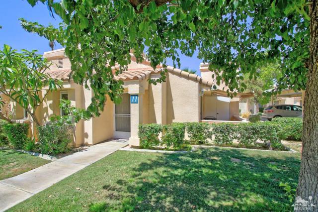 74800 Sheryl Avenue 11-1, Palm Desert, CA 92260 (MLS #219018181) :: Hacienda Group Inc