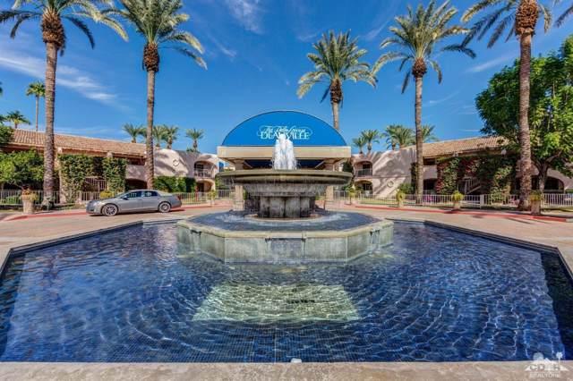 500 E Amado Road #615, Palm Springs, CA 92262 (MLS #219018185) :: The John Jay Group - Bennion Deville Homes