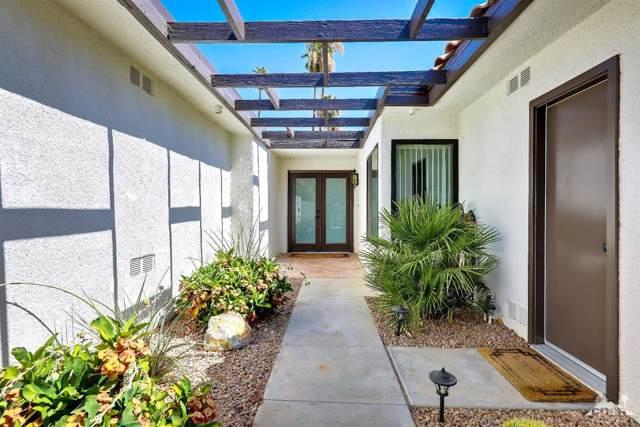 30 San Sebastian Drive, Rancho Mirage, CA 92270 (MLS #219018711) :: The John Jay Group - Bennion Deville Homes