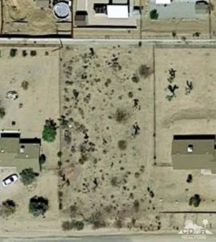 0 Granada Drive, Joshua Tree, CA 92252 (MLS #219018909) :: Brad Schmett Real Estate Group
