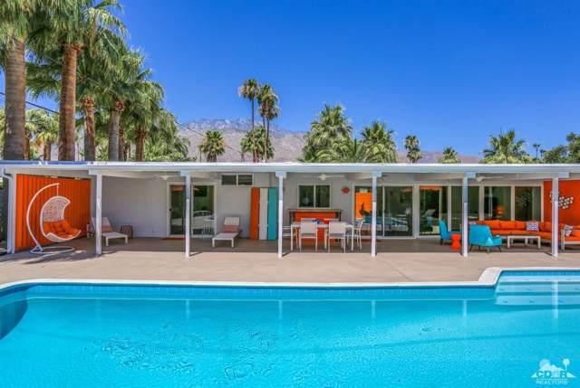 226 N Burton Way, Palm Springs, CA 92262 (MLS #219019025) :: Brad Schmett Real Estate Group