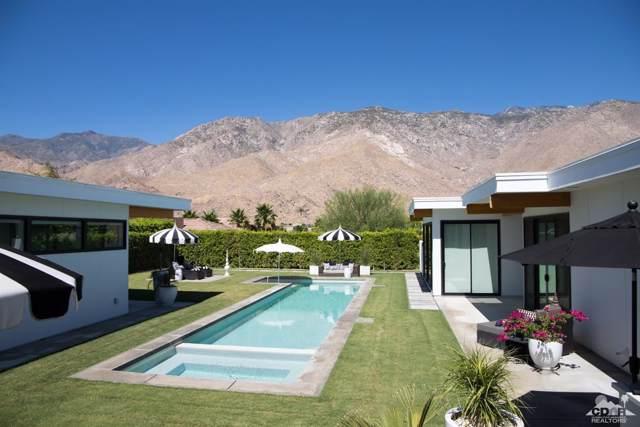 3140 Marigold Circle, Palm Springs, CA 92264 (MLS #219019161) :: The John Jay Group - Bennion Deville Homes