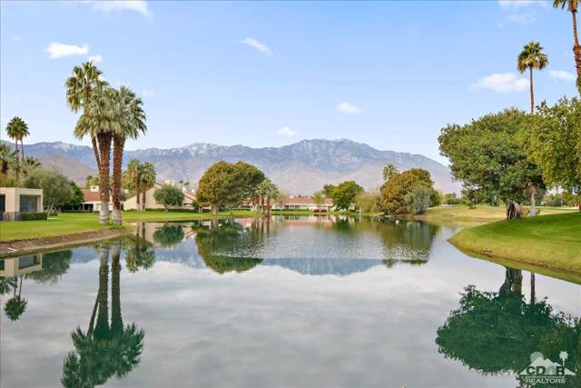 129 Desert West Drive, Rancho Mirage, CA 92270 (MLS #219019639) :: The John Jay Group - Bennion Deville Homes