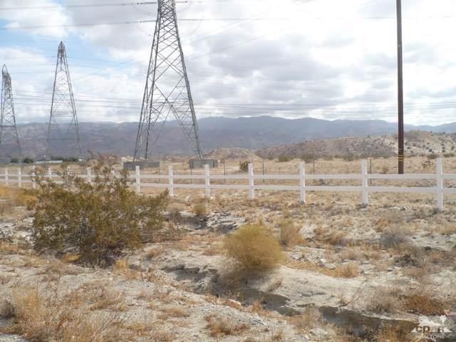 0 Dillon, Unknown, CA 92203 (MLS #219020613) :: Bennion Deville Homes