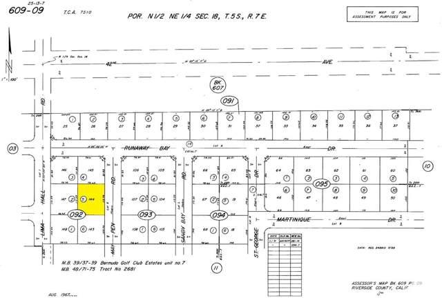 0 May Pen Road, Bermuda Dunes, CA 92203 (MLS #219020627) :: Hacienda Group Inc