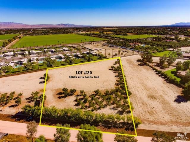 80865 Vista Bonita Trail, La Quinta, CA 92253 (MLS #219020989) :: The Sandi Phillips Team