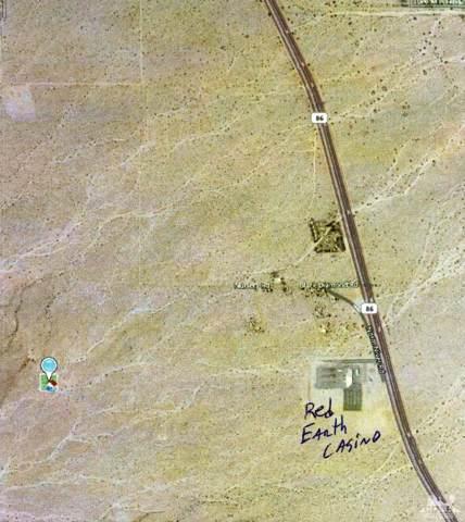 0 Raw Land, Salton Sea Beach, CA 92274 (MLS #219021189) :: Brad Schmett Real Estate Group