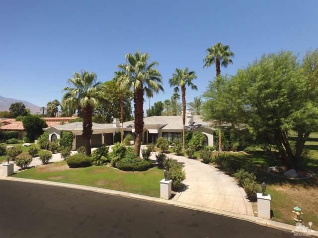 71250 N Thunderbird Terrace, Rancho Mirage, CA 92270 (MLS #219021827) :: Brad Schmett Real Estate Group