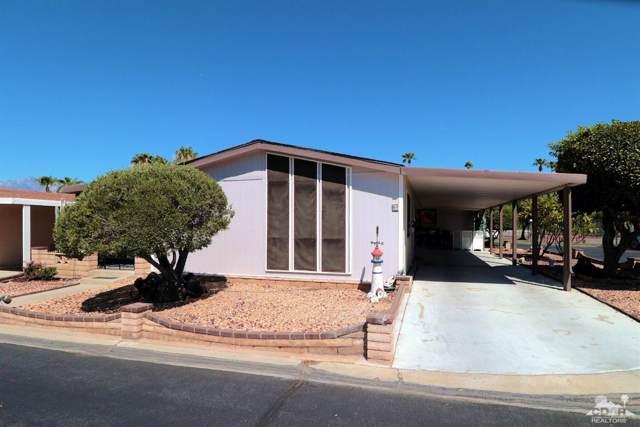 73450 Country Club Drive #69, Palm Desert, CA 92260 (MLS #219021845) :: Hacienda Group Inc