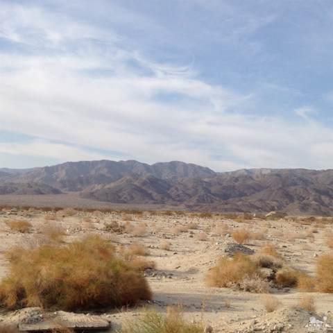 5 Acres, Indio, CA 92201 (MLS #219022257) :: The Jelmberg Team