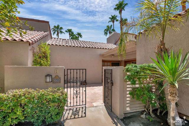335 Forest Hills Drive, Rancho Mirage, CA 92270 (MLS #219022853) :: Brad Schmett Real Estate Group